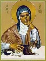 Icon of Blessed Julian of Norwich