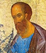Icon of Saint Paul the Apostle